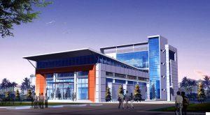 Trung tâm văn hóa thể thao quận Hải Châu
