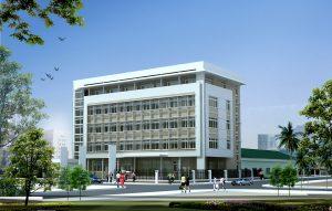 Nhà điều hành sản xuất Công ty điện lực Kon Tum