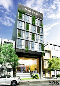 Khách sạn Green Hotel