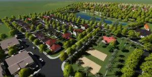 Quy hoạch khu Bến Nước