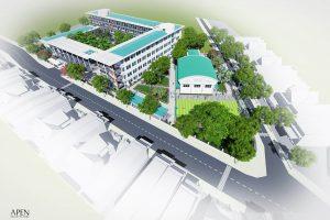 Trường THCS Châu Hòa